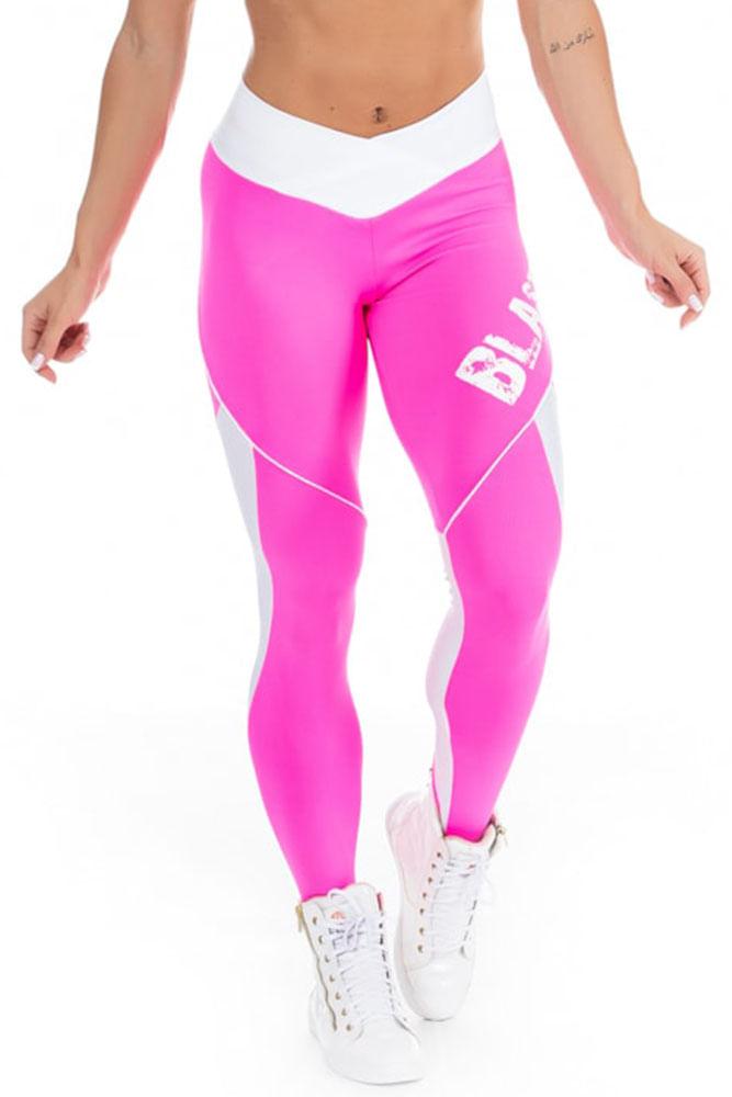 Legging Fitness Sky Pink