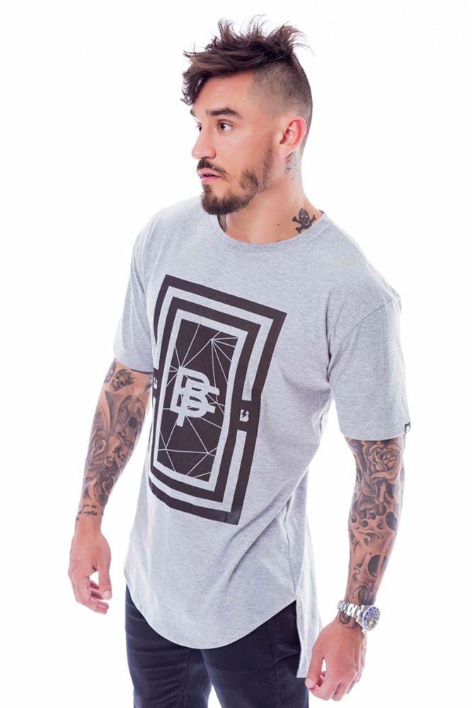 caf5e9f63 Compre Camiseta Long De Ziper Vermelha Online - BlastFit