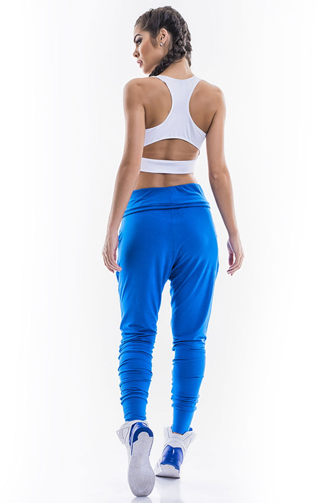 Calca Blast Fit Azul