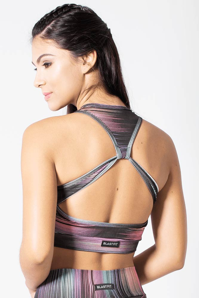 Top Fitness Basic Stripes