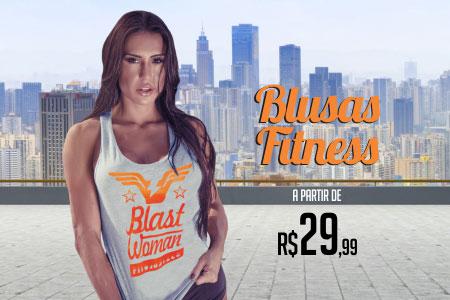 Blusa Fitness
