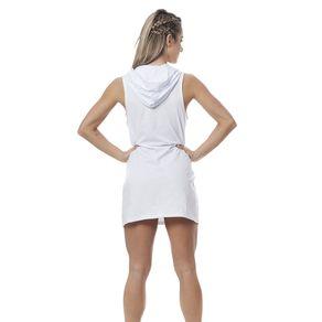 Vestido Branco Blast Fit