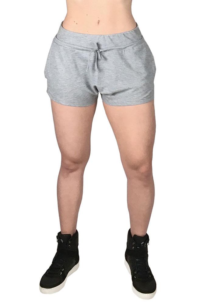 Shorts-moletom-mescla-basico