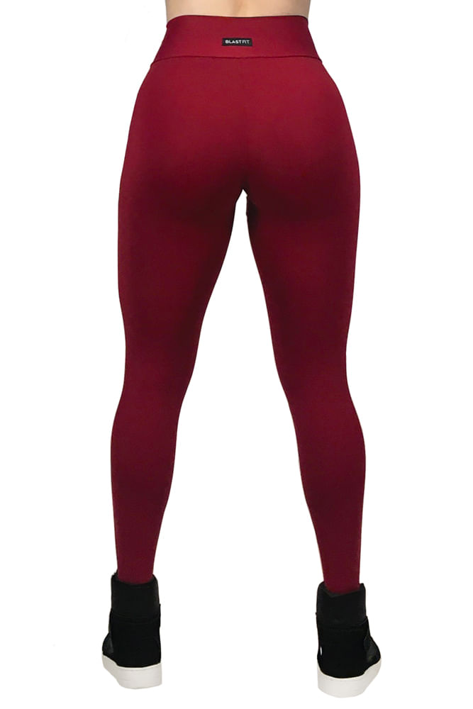 Legging-Fitness-Bordo-Basica-1