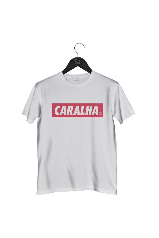 Camiseta-Caralha---masculina-branca