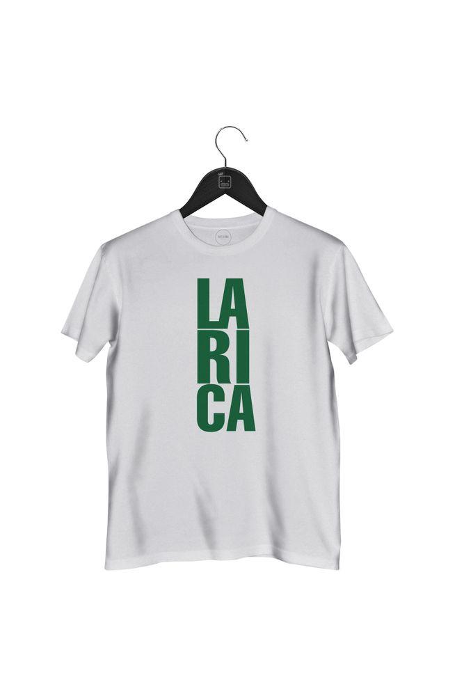 Camiseta-Larica---masculina-branca