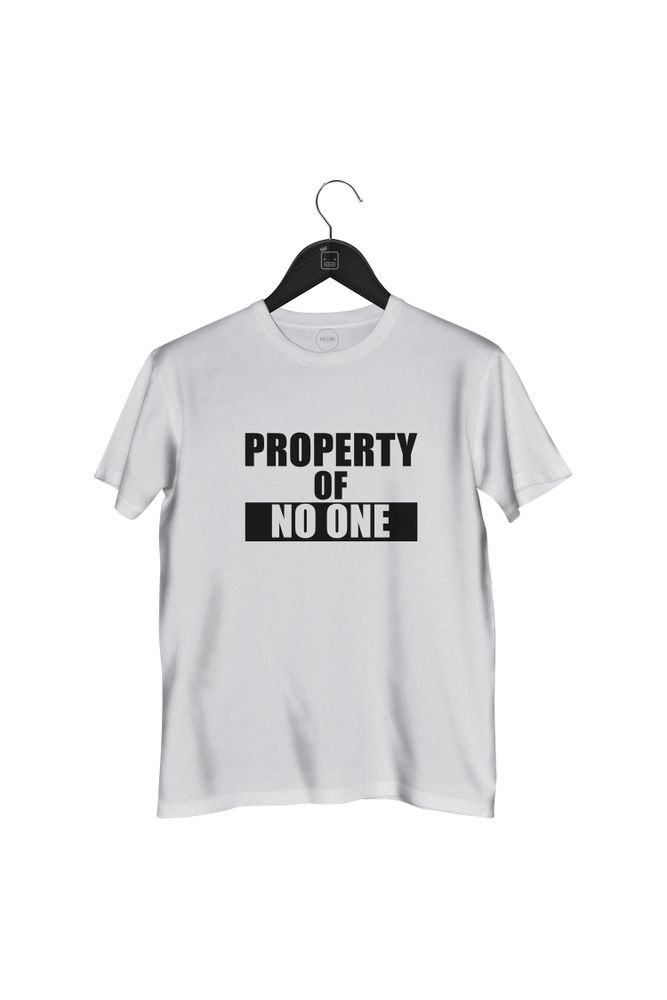 Camiseta-Property-Of-No-One---masculina-branca