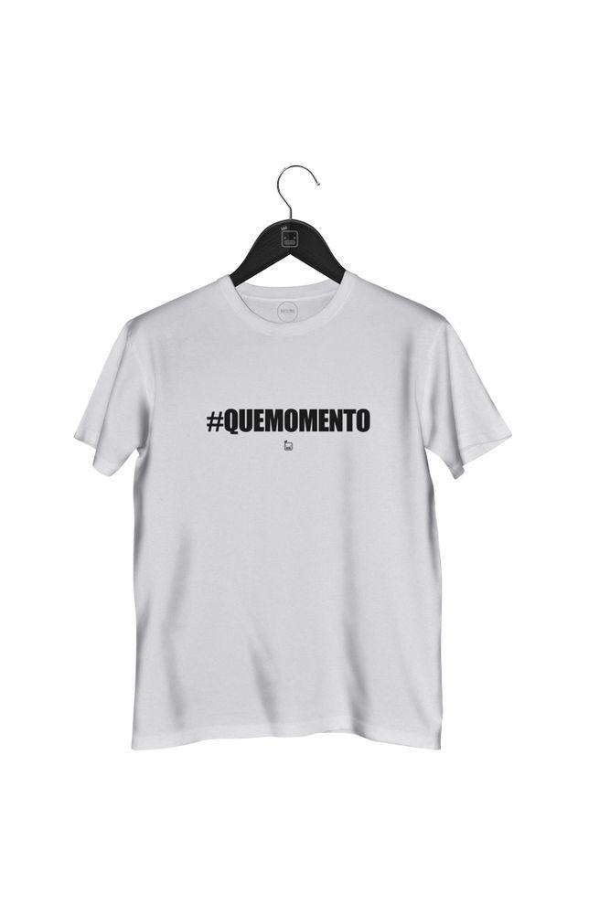 Camiseta-Que-Momento---masculina-branca