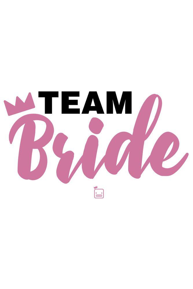 Camiseta-Team-Bride---masculina-estampa