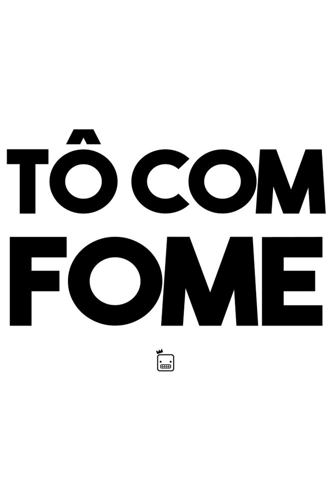 Camiseta-To-Com-Fome---masculina-estampa