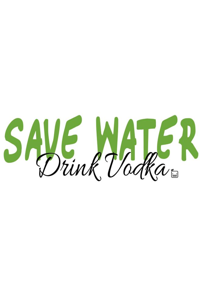 Camiseta-Save-Water-Drink-Vodka-masculina-estampa