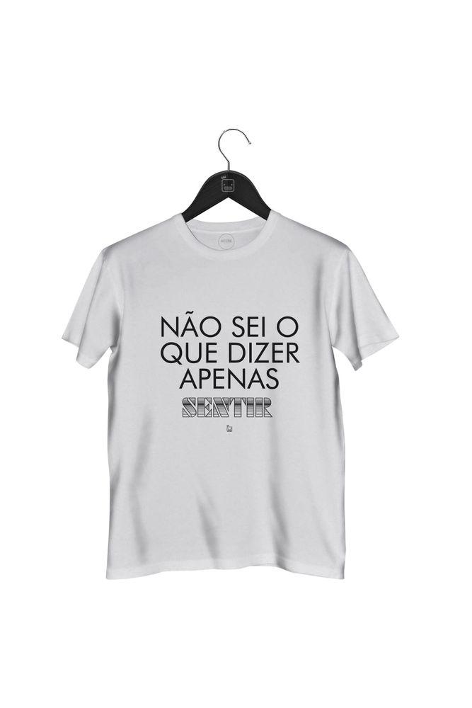 Camiseta-Nao-Sei-O-Que-Dizer-Apenas-Sentir-masculina-branca