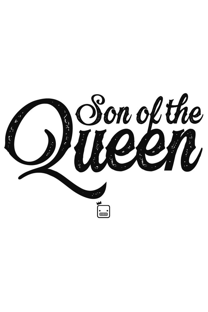 Camiseta-Son-Of-The-Queen-masculina-estampa