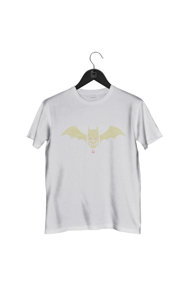 Camiseta-Batman-masculina-branca