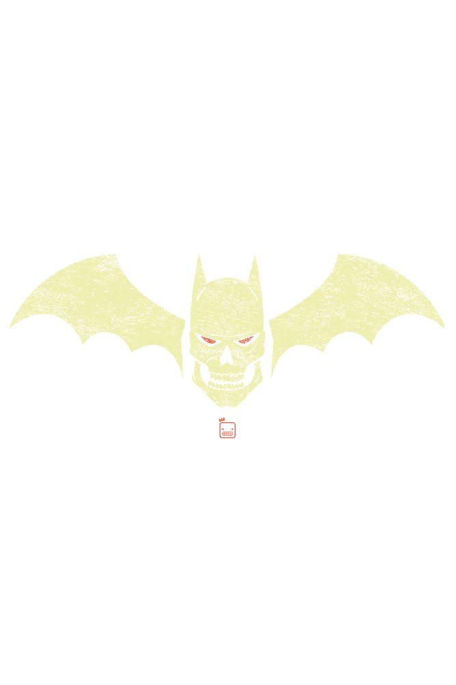 Camiseta-Batman-masculina-estampa