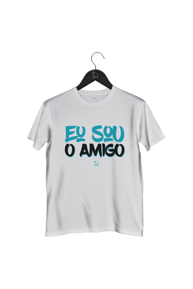 Camiseta-Eu-Sou-O-Amigo-masculina-branca
