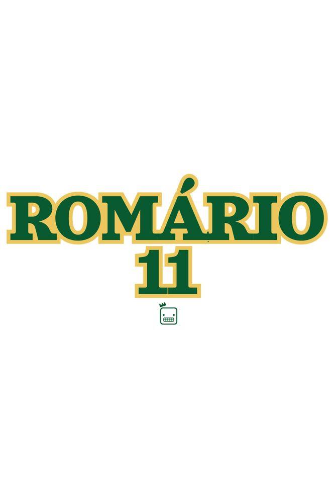 Camiseta-Romario-11-masculina-estampa
