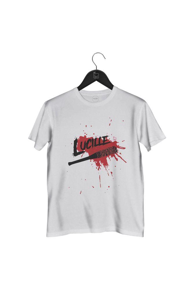 Camiseta-Lucille-masculina-branca