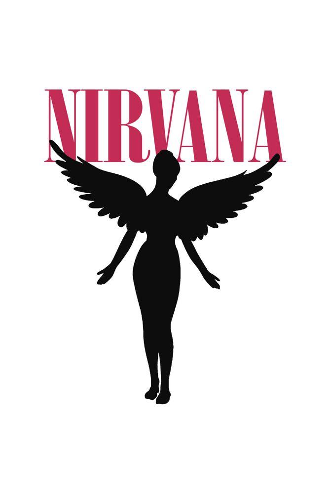 Camiseta-Nirvana-masculina-estampa