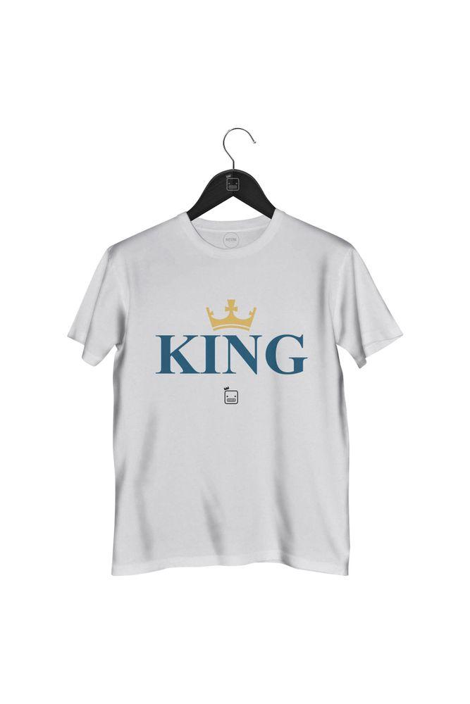Camiseta-King-masculina-branca
