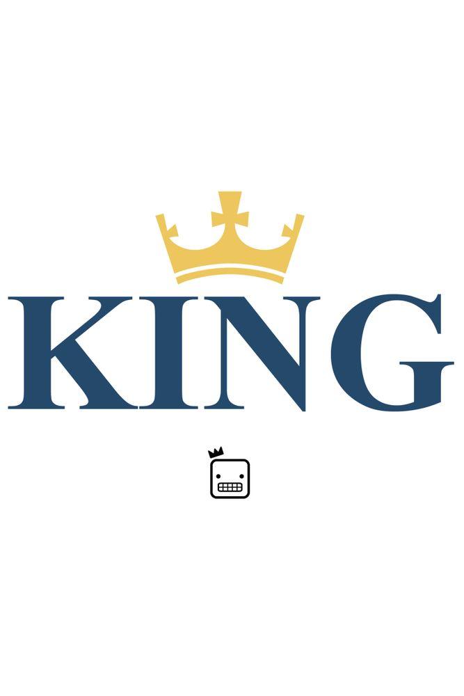Camiseta-King-masculina-estampa