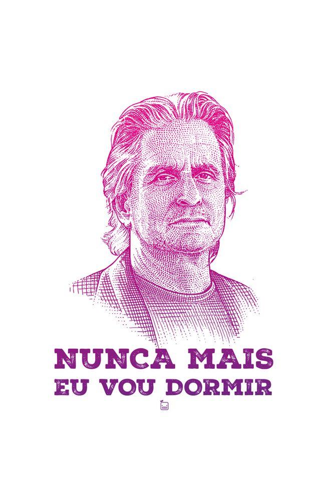 Camiseta-Nunca-Mais-Eu-Vou-Dormir-masculina-estampa