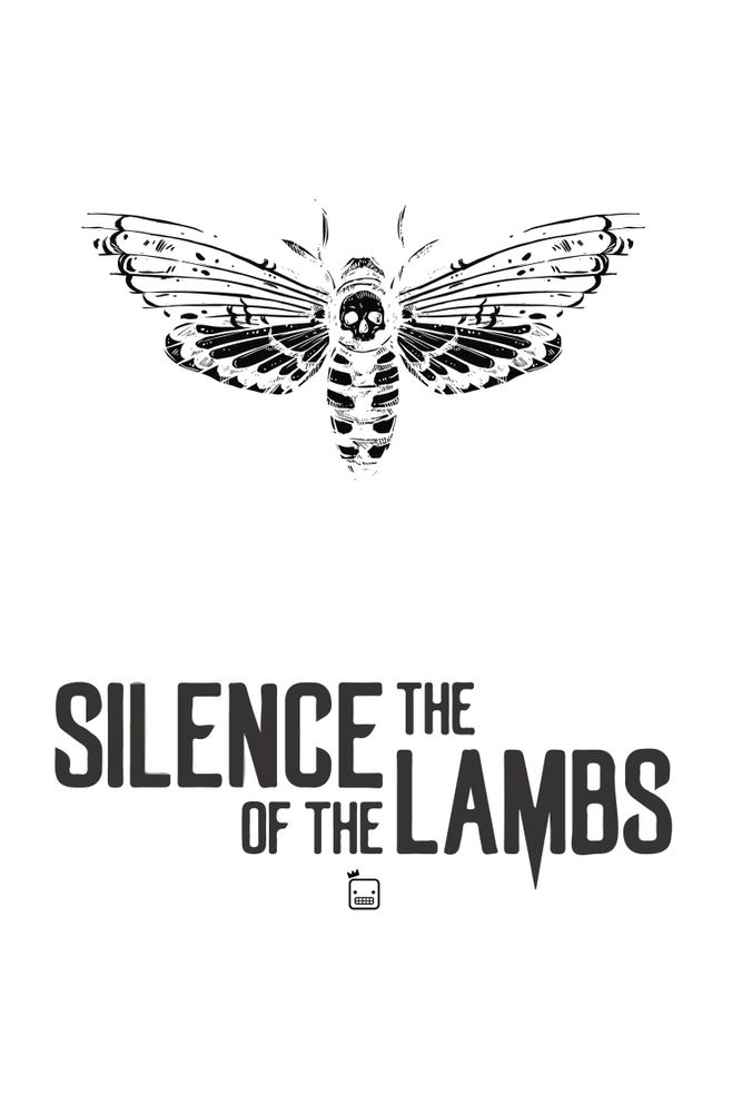 Camiseta-The-Silence-Of-The-Lambs-masculina-estampa