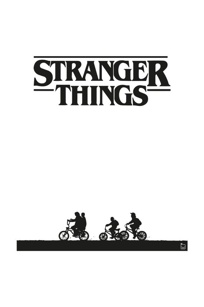 Camiseta-Stranger-Things-masculina-estampa