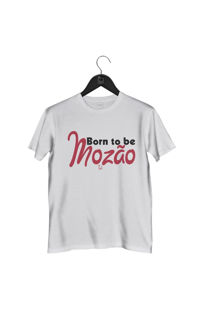 Camiseta-Born-To-Be-Mozao-masculina-branca