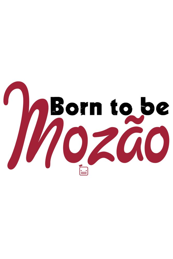 Camiseta-Born-To-Be-Mozao-masculina-estampa