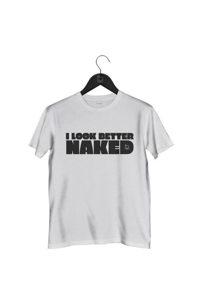 Camiseta-I-Look-Better-Naked-masculina-branca
