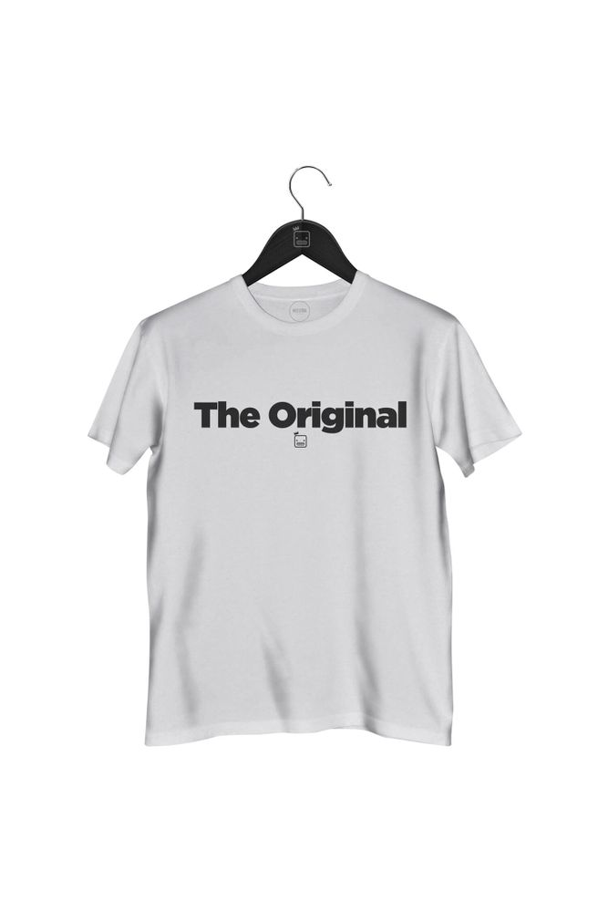 Camiseta-The-Original-masculina-branca