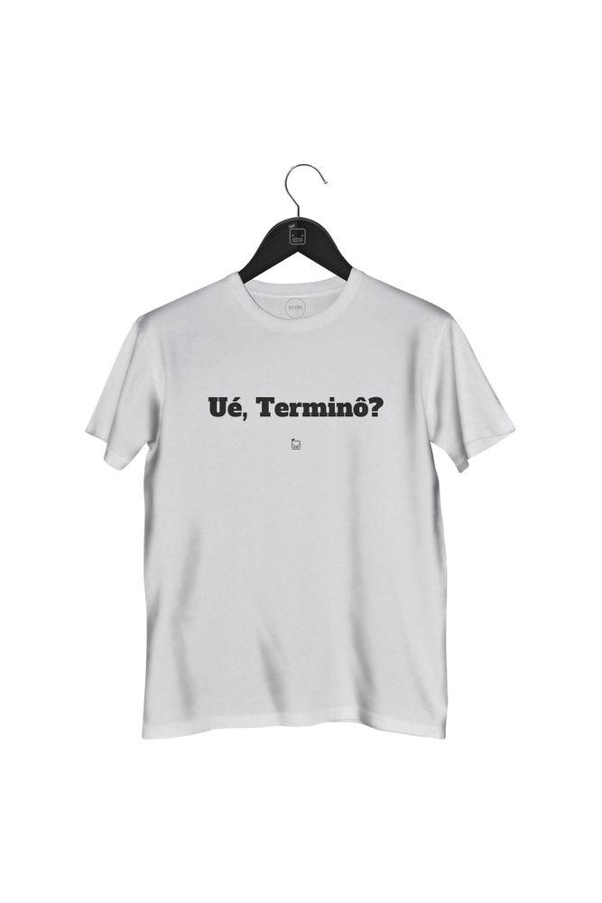 Camiseta-Ue-Termino-masculina-branca