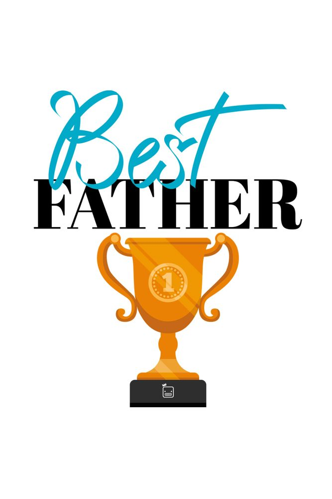 Camiseta-Best-Father-masculina-estampa