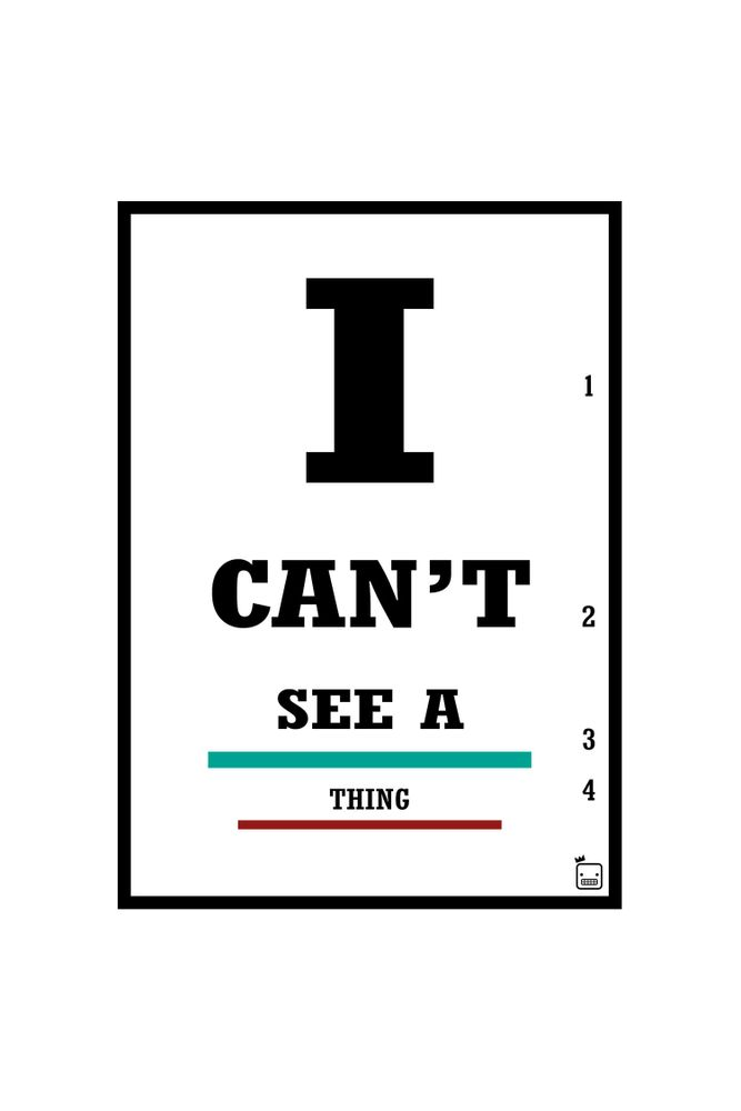 Camiseta-I-Cant-See-A-Thing-masculina-estampa