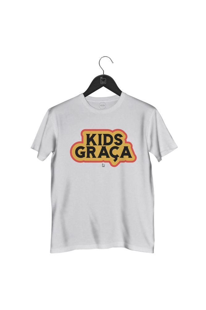 Camiseta-KidsGraca-masculina-branca