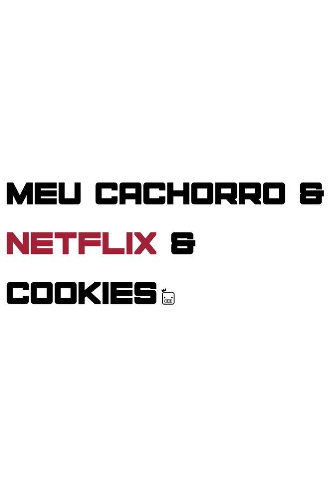 Camiseta-Meu-Cachorro-_-Netflix-_-Cookies-masculina-estampa