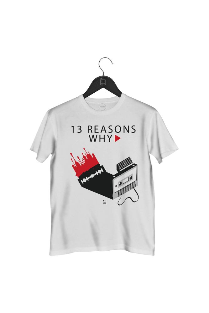 camiseta-13-reasons-why-masculina-branca