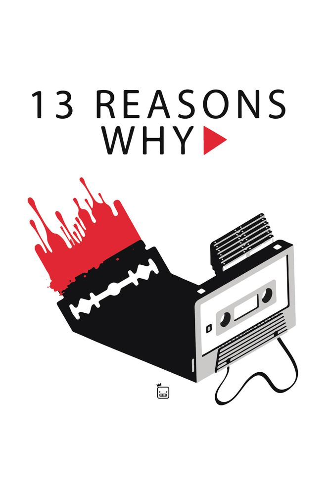 camiseta-13-reasons-why-masculina-estampa