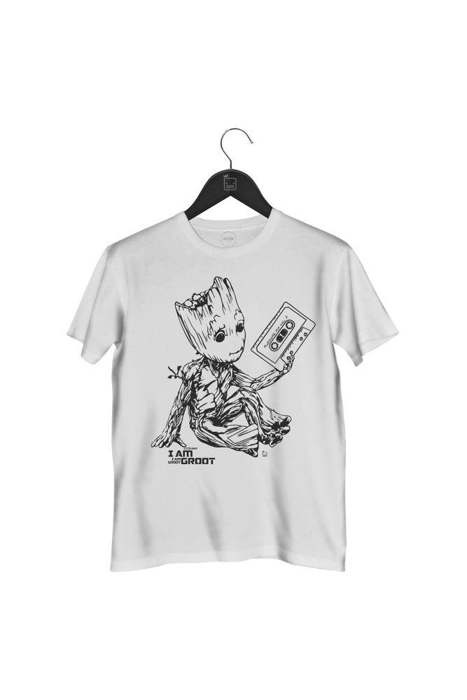 camiseta-iam-groot-masculina-branca