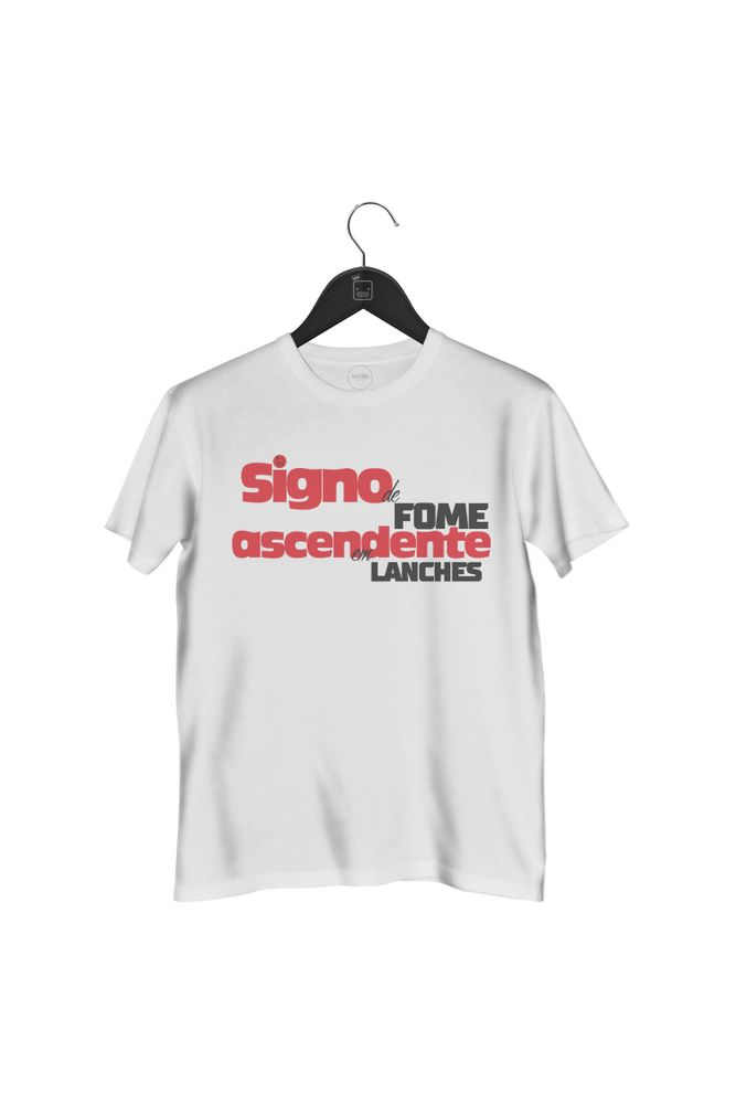 camiseta-signo-de-fome-ascendente-em-lanches-masculina-branca