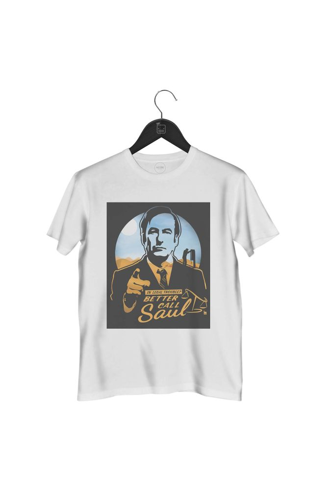 camiseta-better-call-saul-in-legal-trouble-masculina-branca