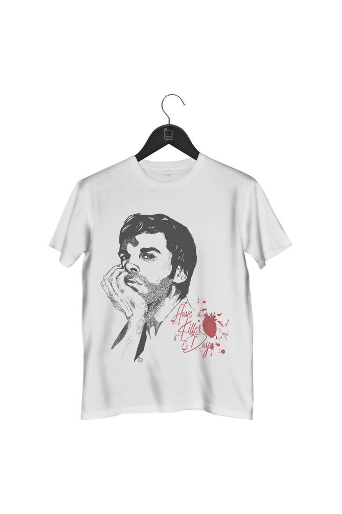 camiseta-dexter-have-a-killer-day-masculina-branca