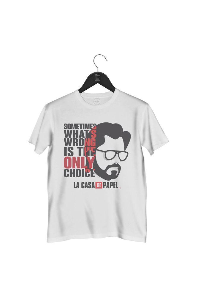 camiseta-professor-la-casa-de-papel-masculina-branca