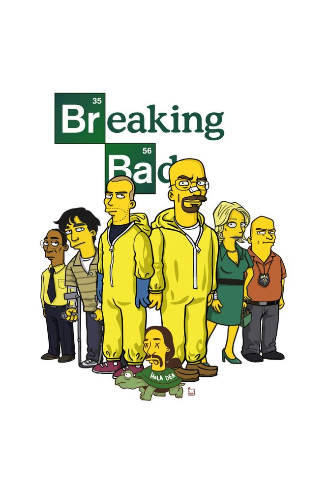 mestre-das-camiseta-hola-dea-breaking-bad-os-simpsons