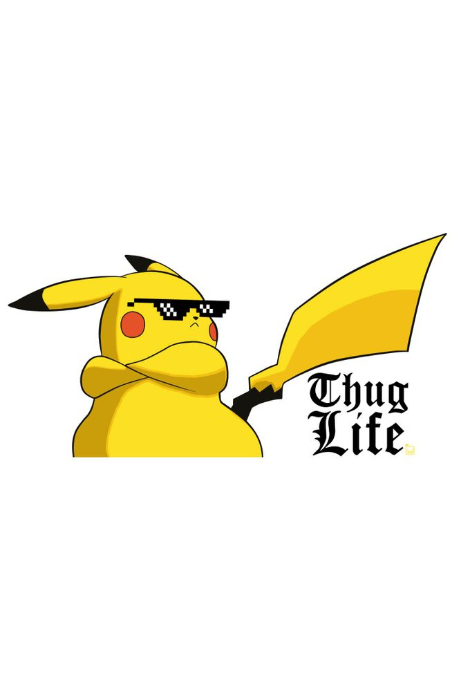 mestre-das-camiseta-pikachu-thug-life