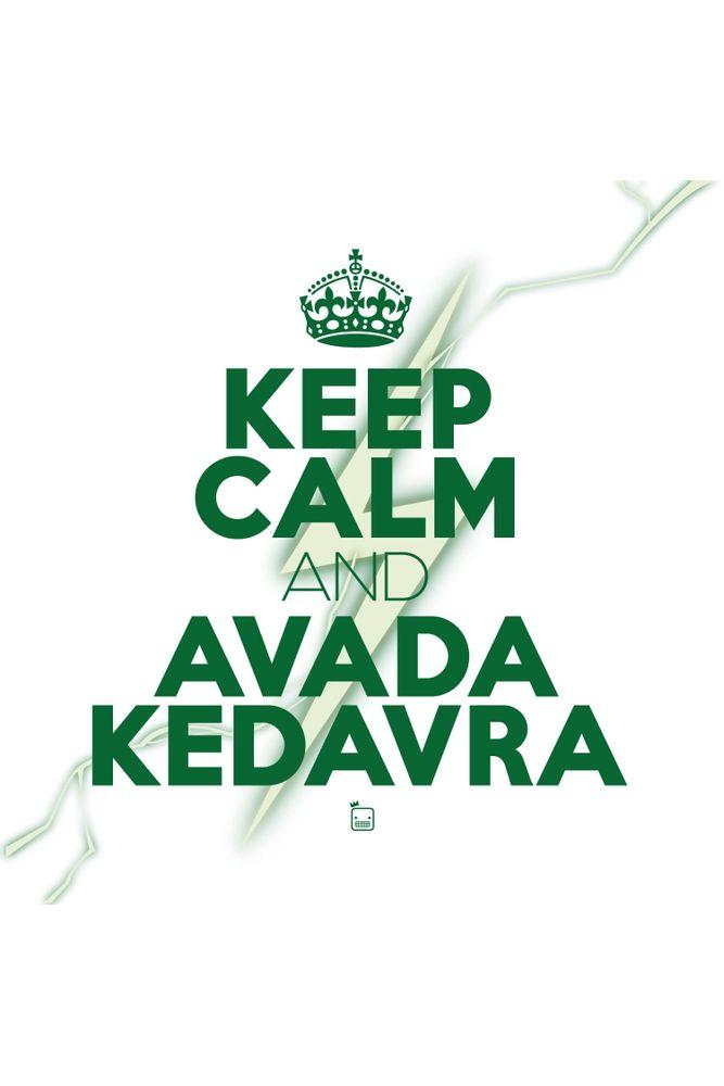 mestre-das-camiseta-keep-calm-and-avada-kedavra
