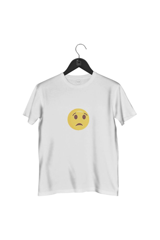 camiseta-emoji-triste-masculina-branca